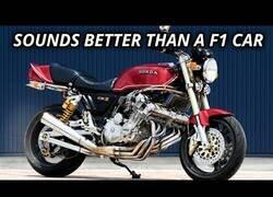 Enlace a Os presentamos la Honda CBX 1050, la moto que sonaba como un Fórmula 1