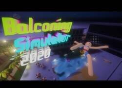 Enlace a Éxito en Reino Unido: Llega Balconing Simulator 2020