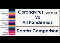 Enlace a El coronavirus comparado con otras pandemias a lo largo de la historiaa