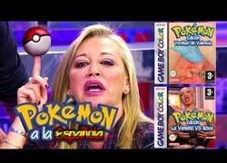 Enlace a Pokémon a la española