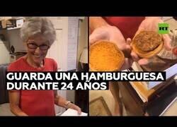 Enlace a Una mujer conserva un menú de McDonald's durante 24 años