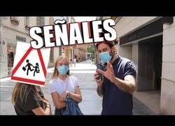 Enlace a Preguntando en la calle por las 'señales machistas'