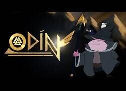 Enlace a La historía de Odín explicada musicalmente