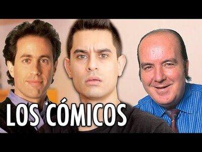 David Suárez habla sobre el gremio de los cómicos