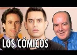 Enlace a David Suárez habla sobre el gremio de los cómicos