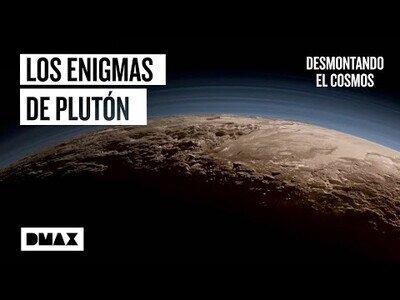 Astrónomos descubren los enigmas de Plutón