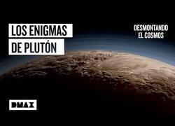 Enlace a Astrónomos descubren los enigmas de Plutón
