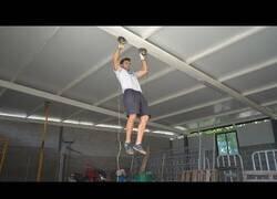 Enlace a Creando electroimanes para trepar por el techo