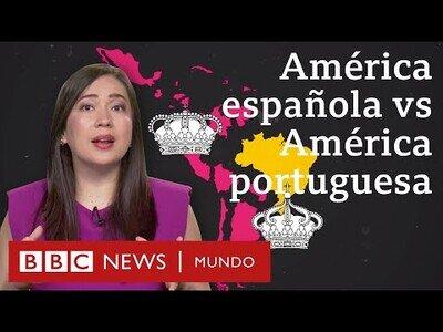¿Por qué se habla español en toda latinoamérica excepto Brasil?