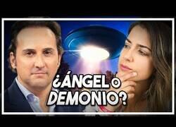 Enlace a Iker Jiménez, ¿Ángel o Demonio?