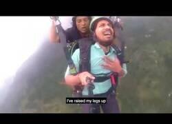 Enlace a Sé de alguien que no volverá a practicar paracaidismo...
