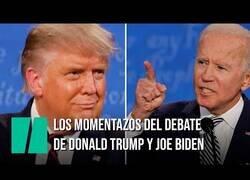 Enlace a Los momentos más tensos del debate entre Donald Trump y Joe Biden