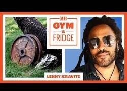 Enlace a Un día en la vida de Lenny Kravitz