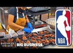 Enlace a Así trabajan los cocineros de la burbuja que tiene montada la NBA en DisneyWorld