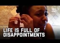 Enlace a La vida está llena de decepciones