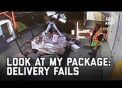 Enlace a La entrega de un paquete no siempre sale como uno espera