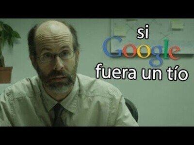 Si Google fuera una persona