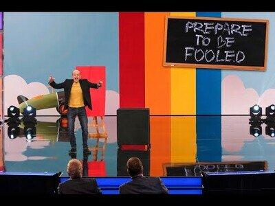 El truco con el que Jandro, mago español de El Hormiguero, conquistó la televisión estadounidense