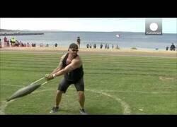 Enlace a El prestigioso torneo de lanzamiento de atún