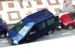 Enlace a El peor aparcamiento del mundo