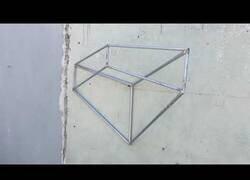 Enlace a Este graffiti en 3D fue nombrado como ilusión óptica del año pasado