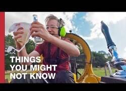 Enlace a Montando un bar sobre un aerodeslizador