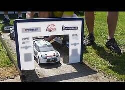 Enlace a La apasionante carrera de rallys en miniatura