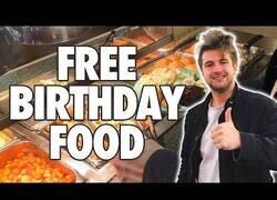 Enlace a Aprovechando todas las ofertas posibles de comida gratis por tu cumpleaños