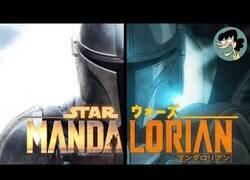 Enlace a Si Star Wars: Madalorian fuera un anime