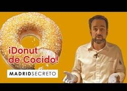 Enlace a El primer Donut de Cocido de la historia