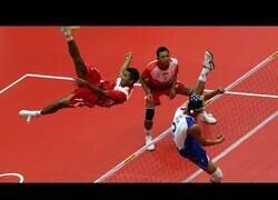 Enlace a Sepak Takraw, el increíble deporte que combina Volleyball y Fútbol