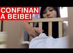 Enlace a ¿Cómo es tener un bebé en China con las medidas del covid?