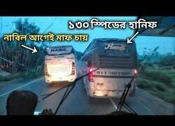 Enlace a El conductor de autobús más zumbado del mundo [BANGLADESH]