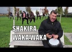 Enlace a El mejor cover del Waka Waka que verás hoy