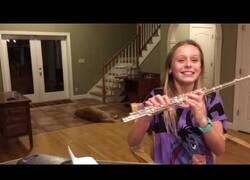 Enlace a Creo que a alguien no le gusta demasiado el sonido de la flauta