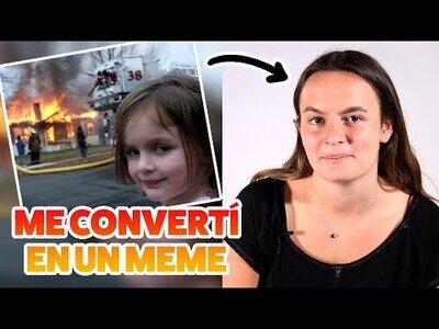 La historia de cómo Zoe Roth, la niña desastre, se convirtió en meme