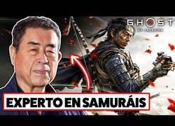 Enlace a Un samurai profesional juega y valora 'Ghost of Tsushima'