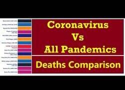Enlace a Comparando el impacto del coronavirus con otras pandemias históricas