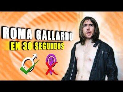 Roma Gallardo en 30 segundos