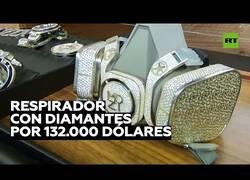 Enlace a Fabrican un respirador hecho con diamantes