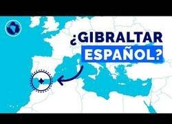 Enlace a Gibraltar, el territorio más extraño de Europa