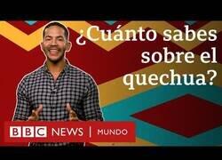 Enlace a El quechua, la lengua originaria más hablada de América