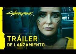 Enlace a El trailer del esperado Cyberpunk 2077