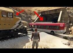 Enlace a ¿Es posible parar un tren en GTA V?