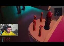 Enlace a Willyrex entra en un Sex Shop en Cyberpunk 2077