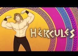 Enlace a La historia de Hércules explicada musicalmente