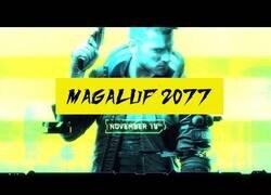 Enlace a El trailer de 'Magaluf 2077'
