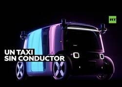 Enlace a Fabrican un taxi eléctrico que circula sin conductor
