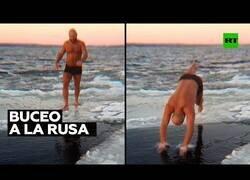 Enlace a El ruso sin frío que se ha hecho viral en TikTok