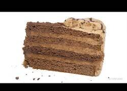 Enlace a ¿Qué pasa si dejamos un tarta de chocolate durante un mes?